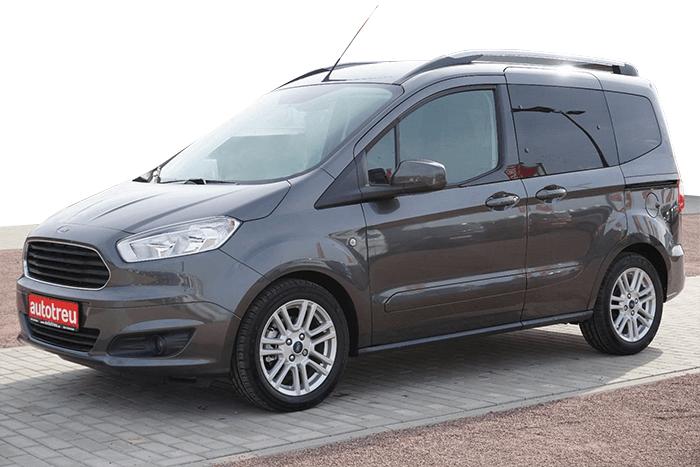 Ford Tourneo Courier zum günstigsten Angebot bei Autotreu
