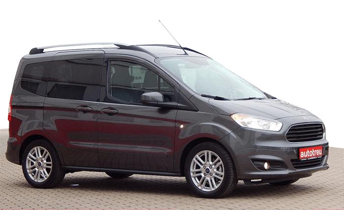Ford Tourneo Courier EU Neuwagen günstig kaufen bei Autotreu