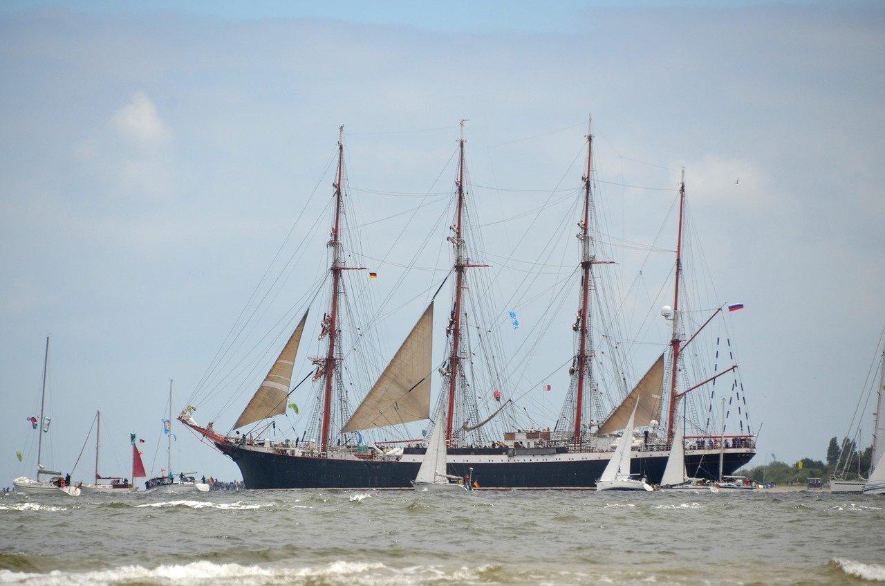 Kiel Segelboot
