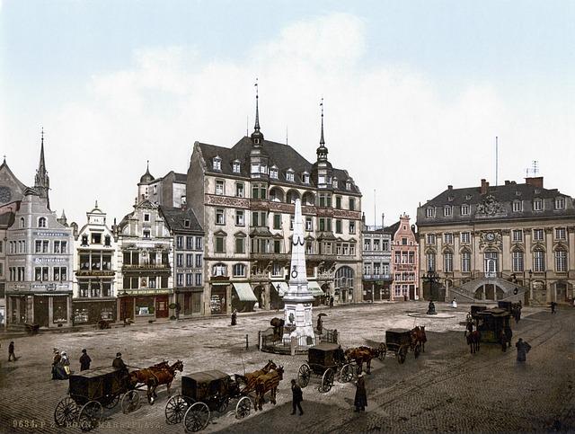 Bonn stadt historisch
