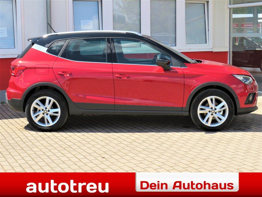 Seat Arona Rot EU Neuwagen