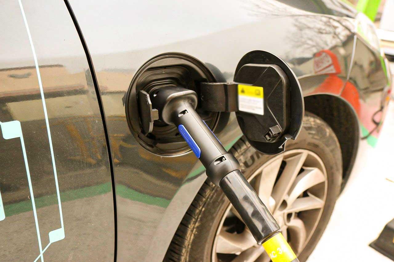 Klima Elektroautos