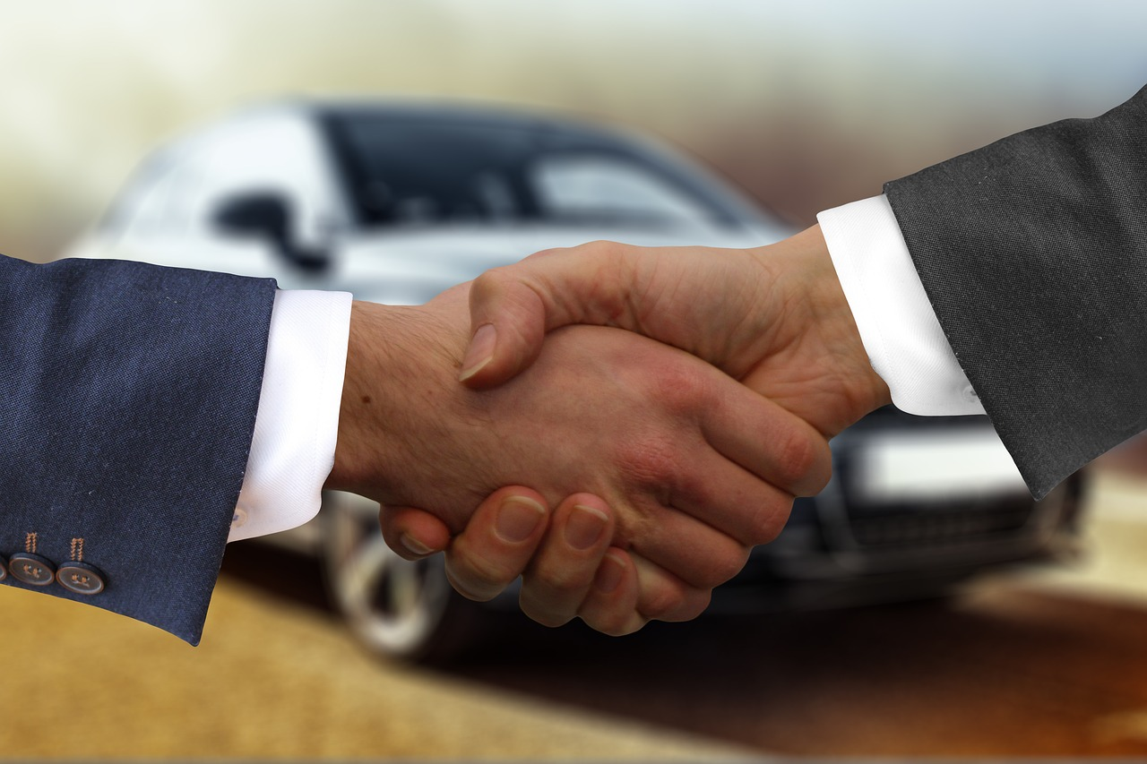 Zukunft des autohandels